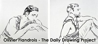 Weblink_Olivier-Flandrois_DrawingProject