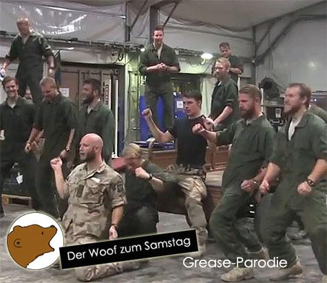 DerWoofzumSamstag_Grease-Parody