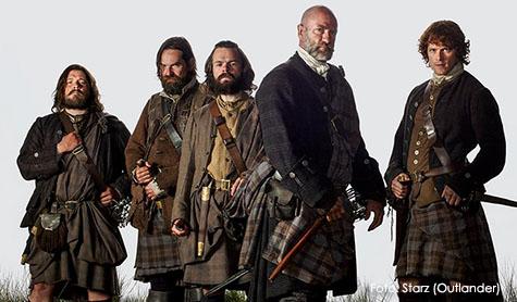 Outlander-Clansmen