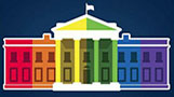 USA_WhiteHouse_Rainbow